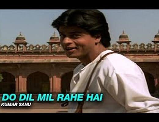 Do Dil Mil Rahe Hai Hindi Lyrics – Kumar Sanu