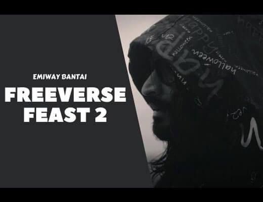 Freeverse Feast 2 Hindi Lyrics – Emiway Bantai