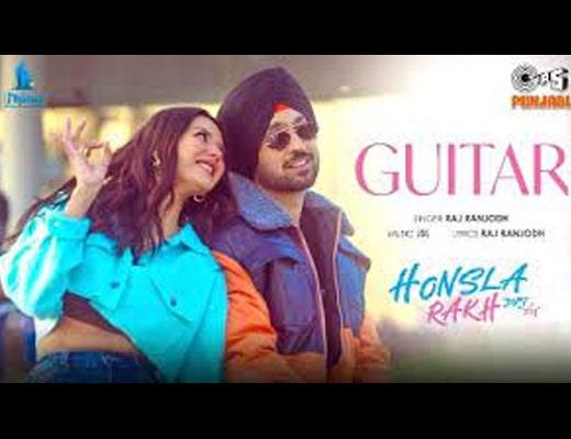 Guitar Hindi Lyrics – Diljit Dosanjh