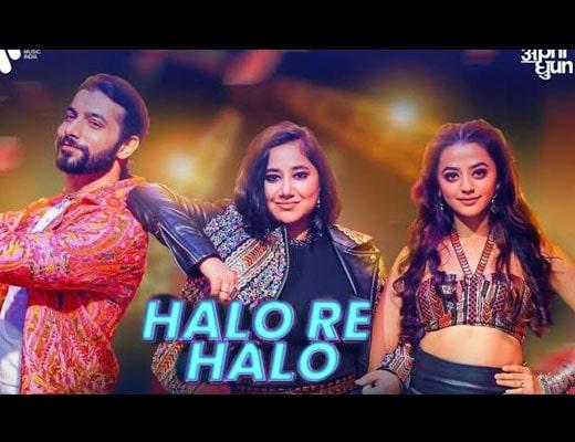 Halo Re Halo Hindi Lyrics – Mika Singh