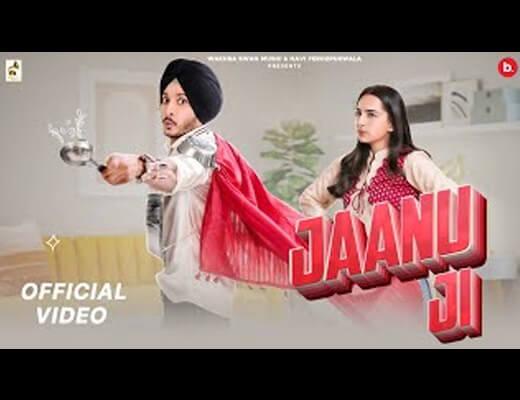 Jaanu Ji Hindi Lyrics – Navjee