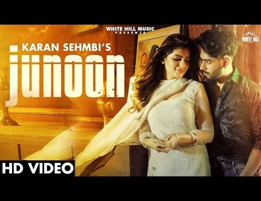 Junoon Hindi Lyrics – Karan Sehmbi