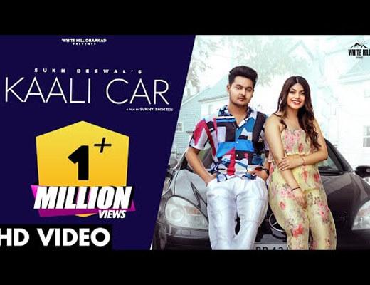 Kaali Car Lyrics Hindi – Sukh Deswal