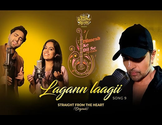 Lagan Laagi Hindi Lyrics – Mohd Danish, Sayli Kamble