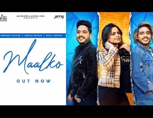 Maalko Hindi Lyrics – Gurlez Akhtar