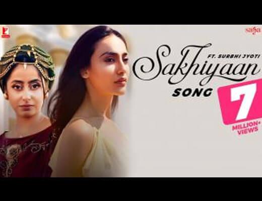 Mainu Sakhiyaan Maaran Taane Hindi Lyrics – Simar Sethi
