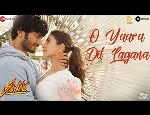 O Yaara Dil Lagana Hindi Lyrics – Stebin Ben