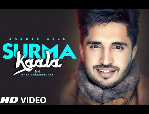 Surma Kaala Hindi Lyrics – Jassie Gill