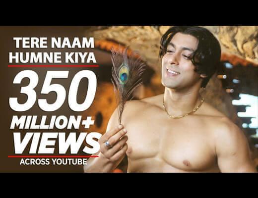 Tere Naam Humne Kiya Hai Hindi Lyrics - Udit Narayan