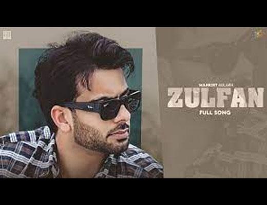 Zulfan Hindi Lyrics – Mankirt Aulakh